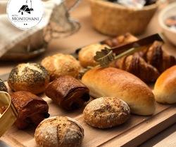 Hotel Montovani - Fresh croissants