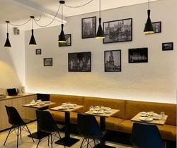 Hotel Montovani - Decorated breakfast area