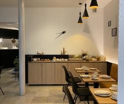 Hotel Montovani - Self-service buffet